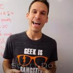 Test prep and college admissions tutor Scott Doty